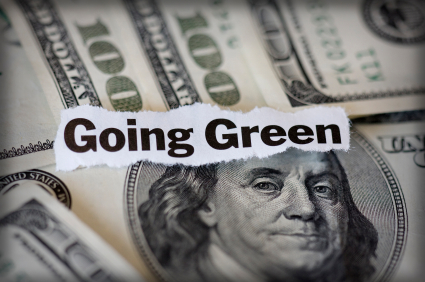 Going Green Can Help Save You Money