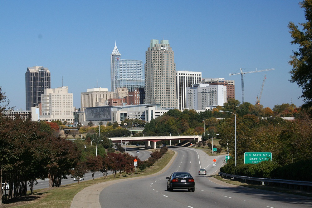 Raleigh Nc Rated 2 For Nation S Hotspots Raleigh Real