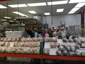 Linda Craft & Team at Costco for Pie Day