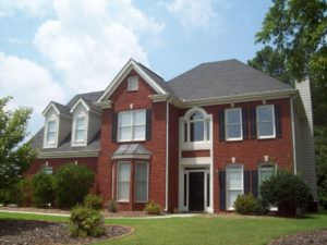 house style common in the Greater Raleigh area