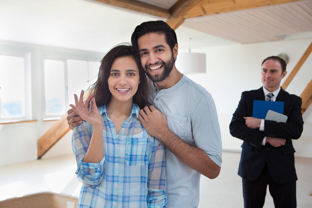 buyers happy with all-time low mortgage rates