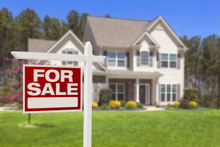 Raleigh homeowners selling a home