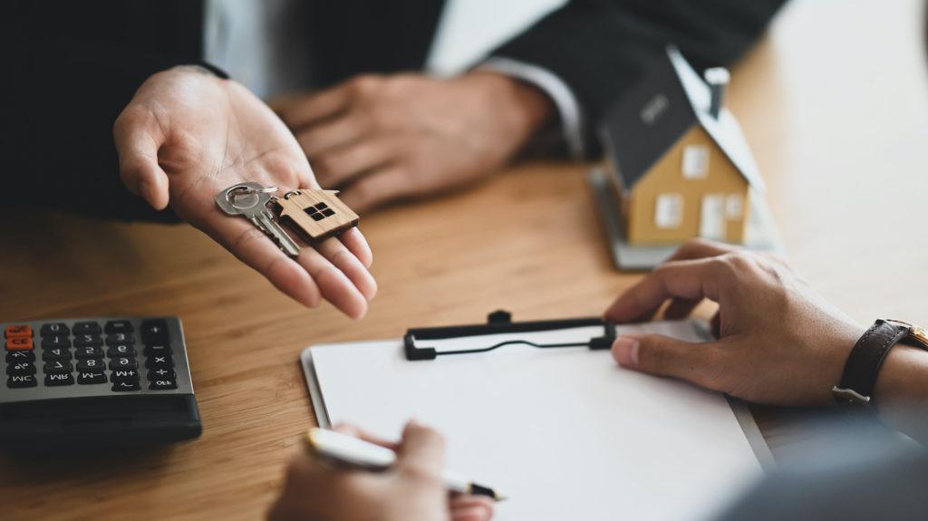 Home buyer negotiating
