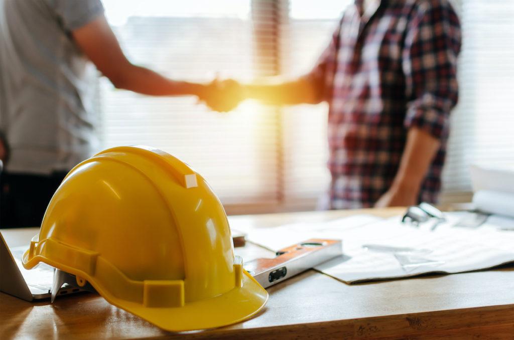 New construction builder
