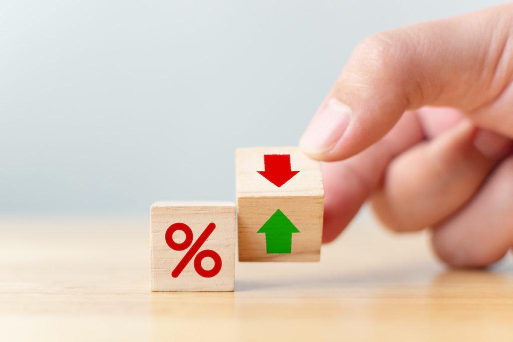 Increasing interest rates in 2008